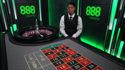 888 Ruleta en Vivo