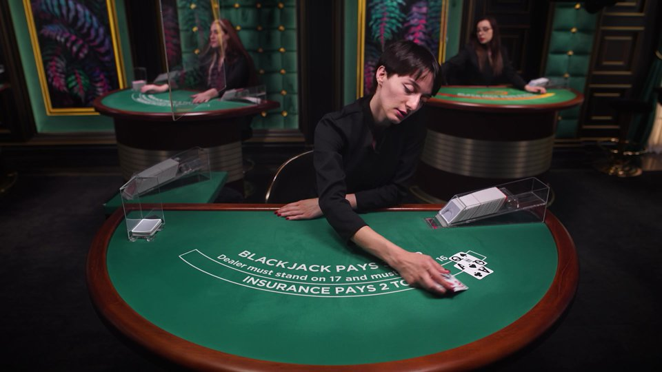 Лайв Казино Live Blackjack