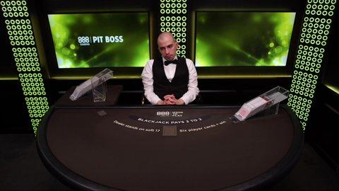888 PitBoss Table