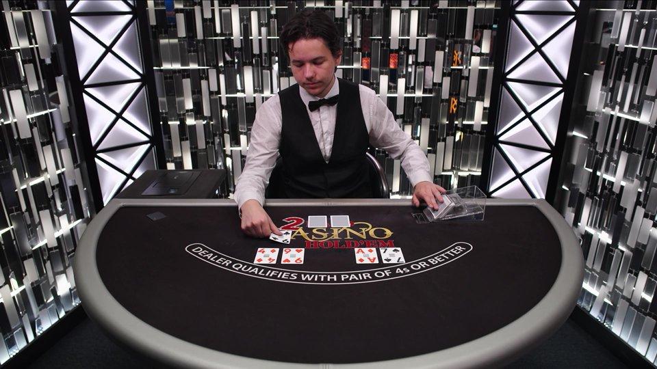 Лайв Казино Live Покер игри